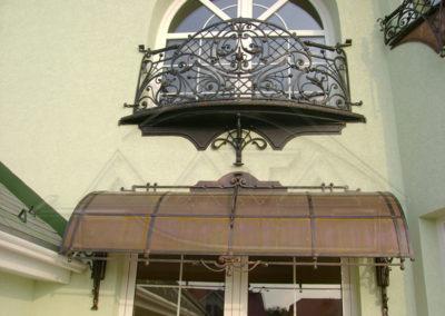 Французский балкон БЛ-9